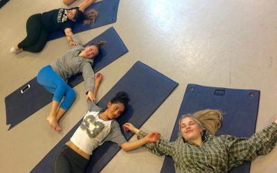 Family Yoga workshop Newport, Thursday 20 February 10-11.30 am