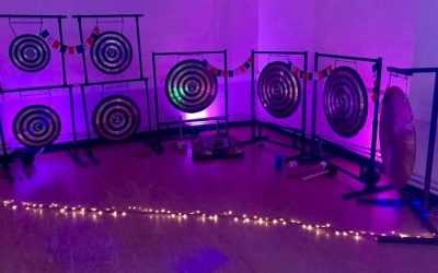 Sound bath, mantra and yoga workshop Monday 25 May 6-9pm, Beaufort Centre, Newport